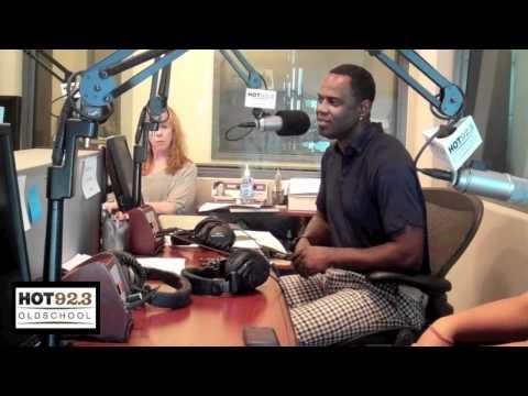 Rick Dees - Brian McKnight Interview