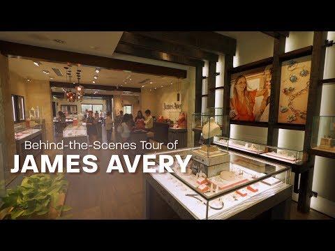 James Avery's Workshop In Kerrville! - The Daytripper