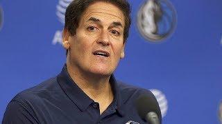 NBA Makes Mark Cuban Donate $10 Million To Women's Groups After Harassment By Mavericks Executives!
