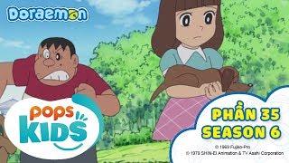 [S6] Tuyển Tập Hoạt Hình Doraemon - Phần 35 - Tình Yêu Của Jaian, Vệ Sĩ Linh Hồn Phía Sau
