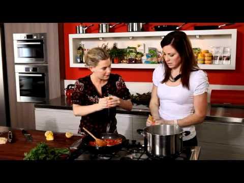 Tuna Pasta - Everyday Gourmet 2011 Featuring Natalie Von Bertouch