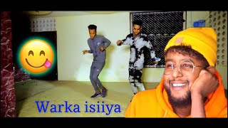 Jabuuti Maslax ft Sharma king Ck Reaction