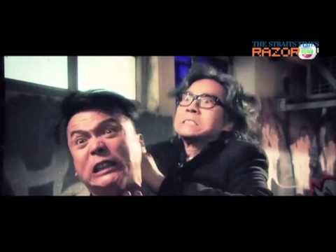 From aunty killer to serial killer (Moses Chan 陈豪)