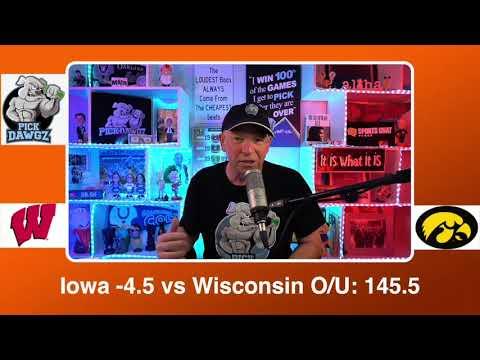 Iowa vs Wisconsin 3/12/21 Free College Basketball Pick and Prediction CBB Betting Tips