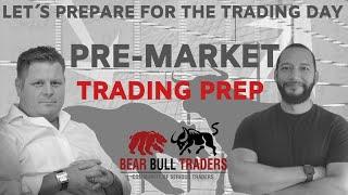 Pre-Market Trading Prep - Jan 27, 2020
