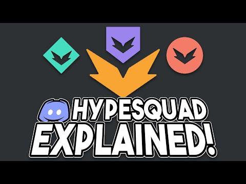 Discord HypeSquad Explained