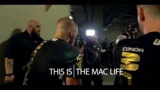 Conor McGregor: Exclusive backstage footage moments after UFC 202 #TheMacLife by : TheMacLife productions