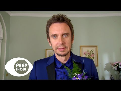 Super Hans' Real Name Revealed! - Peep Show