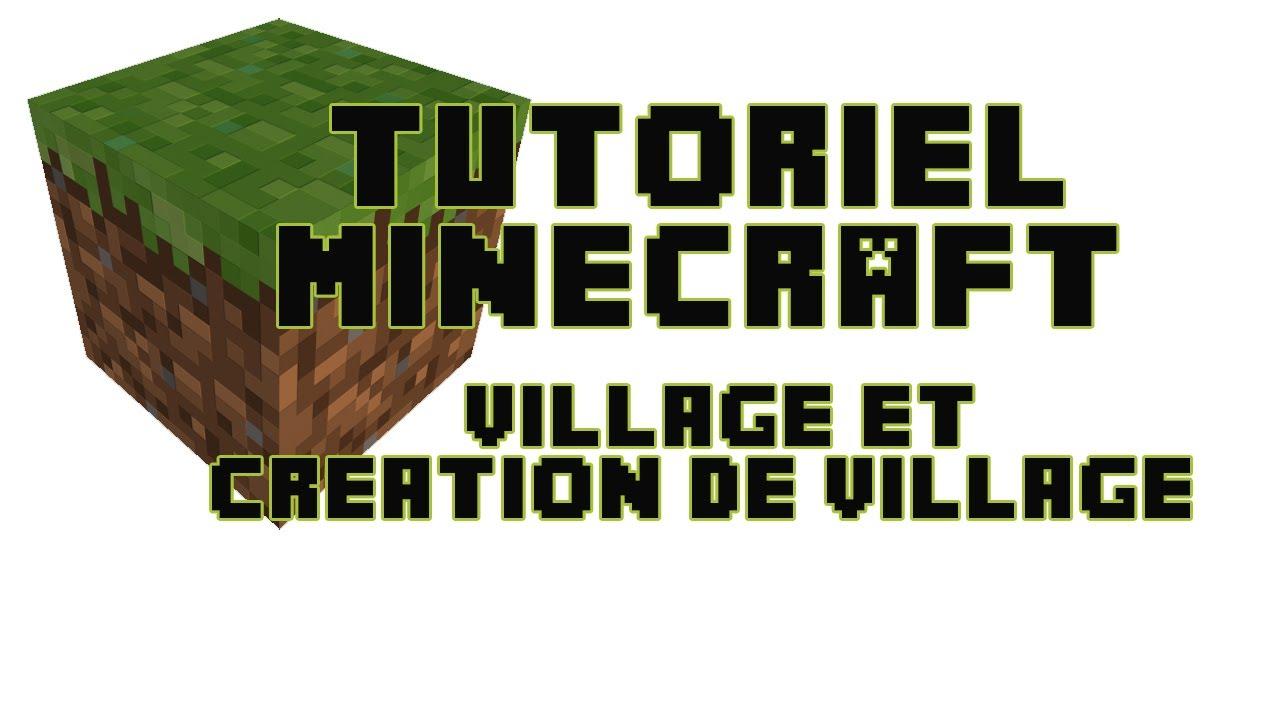 Minecraft comment cr er un village et comment convertir un zombie pour ses - Comment creer un chateau dans minecraft ...