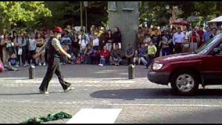 El mimo de Concepción, Chile 03-02-2010 part_2