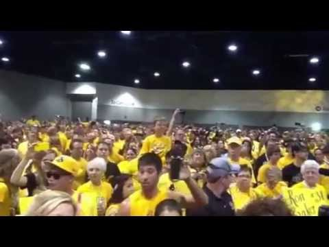 SHOCKER WAR CHANT