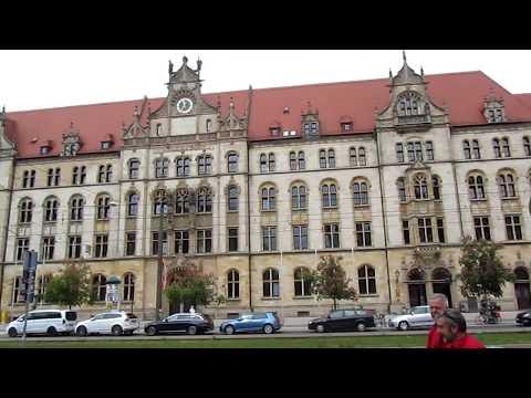 City Road Trip 2017 naar Maagdenburg & Dresden in Germany.