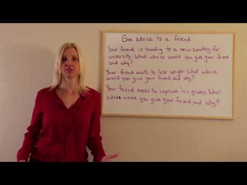 TOEFL Lesson - *NEW* TOEFL Speaking Questions 1 & 2 with Kathy