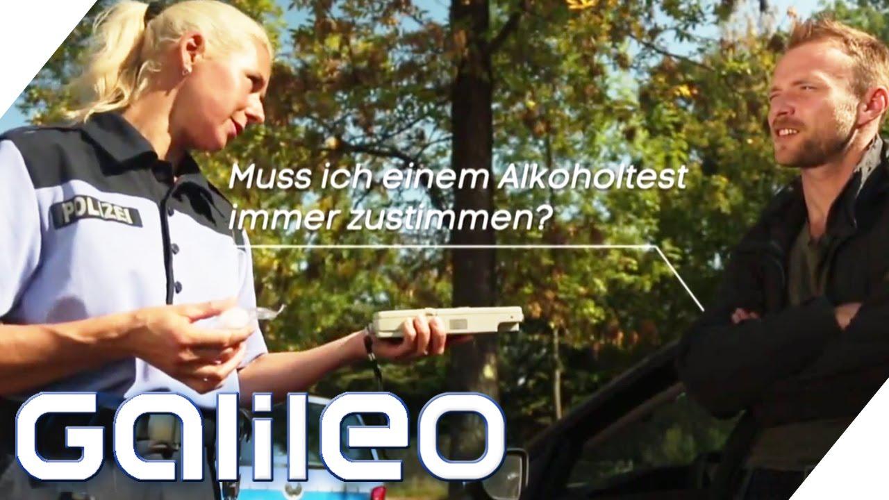 Rechtsirrtümer: Polizei | Galileo | ProSieben