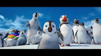 Happy Feet 2: Sven Tried To Teach Penguins How To Fly + Admits He's A Puffin