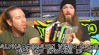 AlphaOmegaSin Video Game Pick Ups (Episode 19)