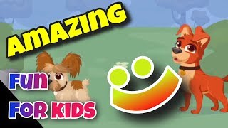 Amazing Dog Cat and Mouse - Games and Fun for Kids
