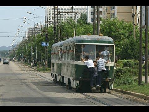 Северная Корея.Реальный Пхеньян на скрытую камеру.