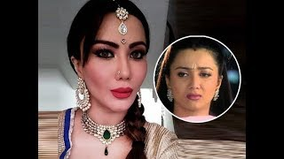 KUSUM: nausheen ali sardar now shocking look