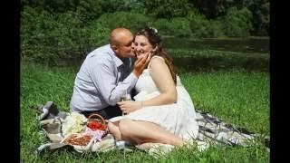 Свадебная фотосессия  Саша и Ира
