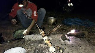 ย่างหอยเชอรี่บาบีคิว/หลากหลายเมนูกับบ่าวหย๋อง#เกษตรพอเพียงบนแผ่นดินพ่อ