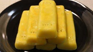 Gold Bar Shaped Sweet Potato Cake ~金の延べ棒 スイートポテト