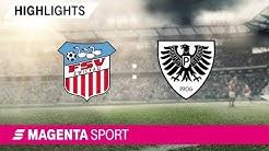 FSV Zwickau - Preußen Münster | Spieltag 16, 19/20 | MAGENTA SPORT