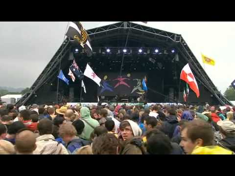 Regina Spektor - Glastonbury festival 2009
