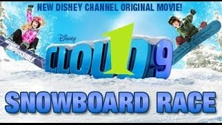 Roblox - Cloud 9 Snowboarding Game Part 1