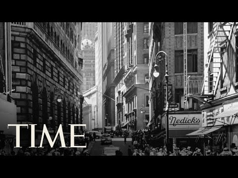 Lower Manhattan: Before The Twin Towers | TIME