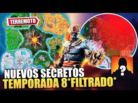 TEMPORADA 8 *EVENTO FINAL* TEORÍAS | NUEVOS SECRETOS ACTUALIZACIÓN FILTRADA | FORTNITE BATTLE ROYALE