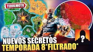 SEASON 8 *FINAL EVENT* THEORIES NEW SECRETS FILTERED UPDATE ? FORTNITE BATTLE ROYALE
