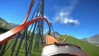 planet coaster alpha 3 t rex a single track concept coaster