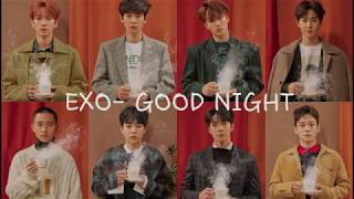 [中韓字幕] Exo - Good Night