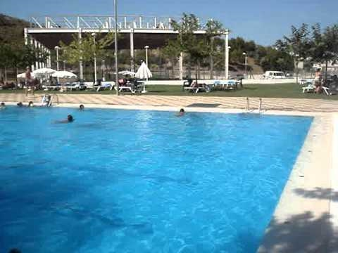 gitanos en la piscina de beniopa youtube