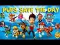 Paw Patrol - Paw Patrol Pups Save The Day - Full Episodes   Paw Patrol : Kids Video Games