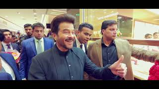 Anil kappor launched New Malabar showrooms in UAE