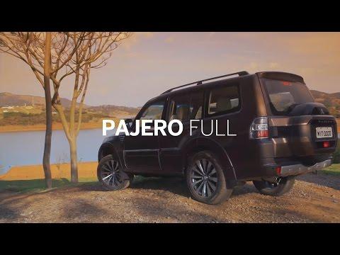 Mitsubishi Pajero Full 2017   Design