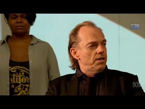 Hugo Weaving on his new role and his support for the MeToo  abc730 20mar18