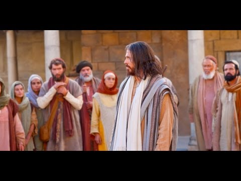 Jesus Declares: I Am the Light of the World; the Truth Shall Make You Free