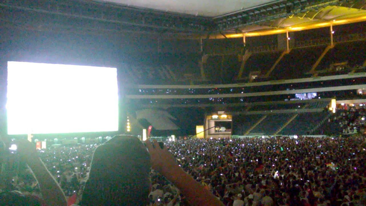 Commerzbank Arena Konzert