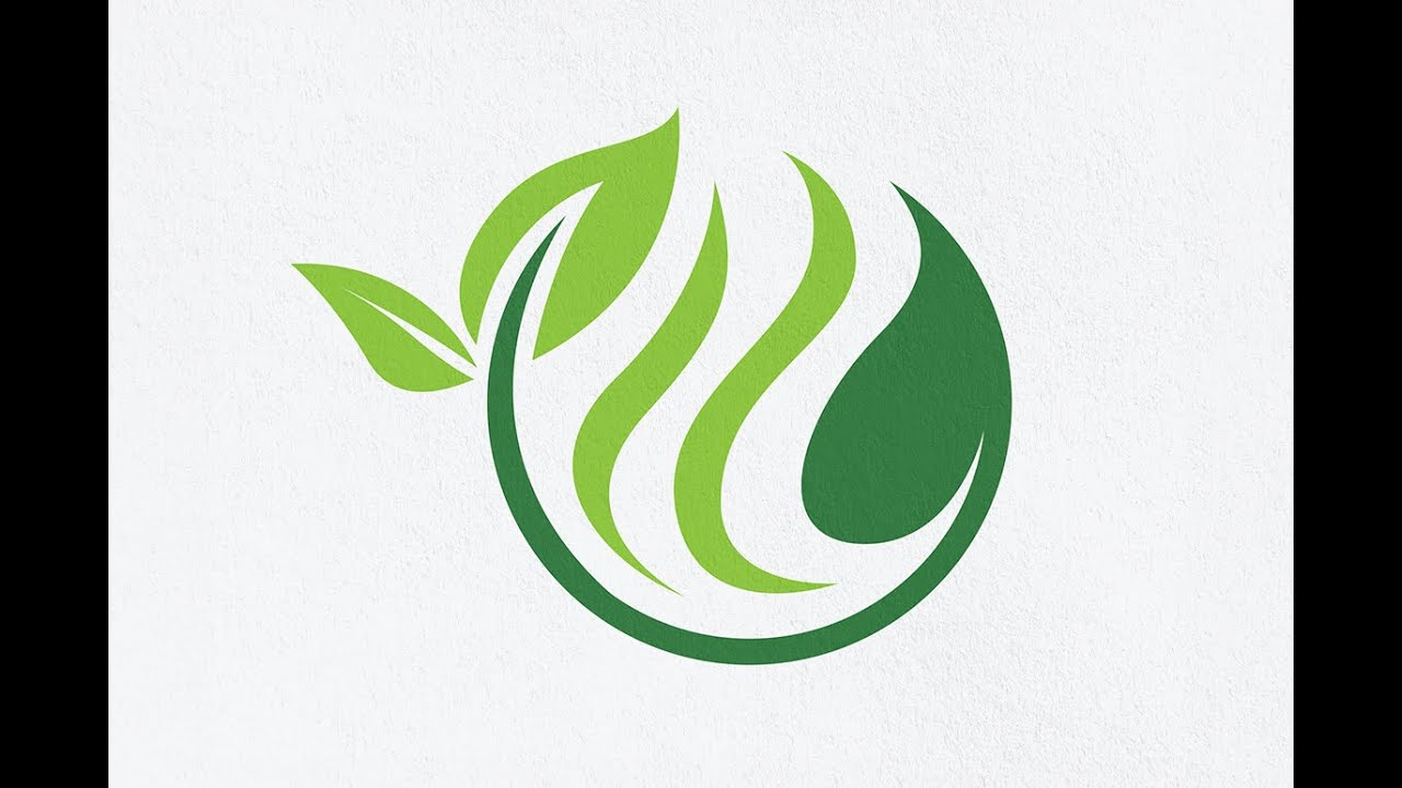 leaf circle logo gallery