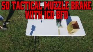 icd bfd testing drone