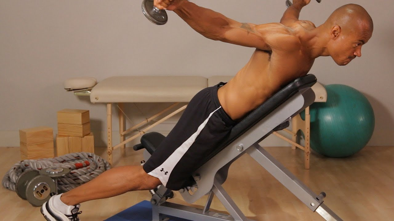 How To Do A Seated Reverse Fly Back Workout