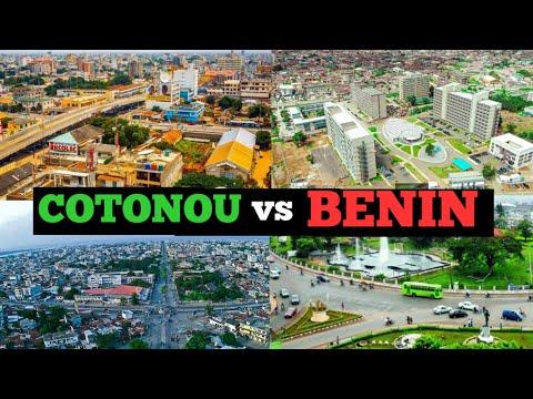 Cotonou vs Benin City; Which City is More Beautiful? Quelle Ville est la Plus Belle  Visit Africa