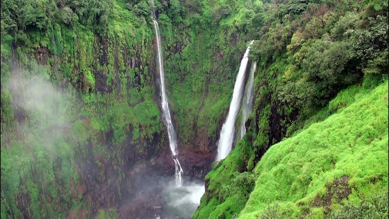 Image result for Thoseghar Waterfalls