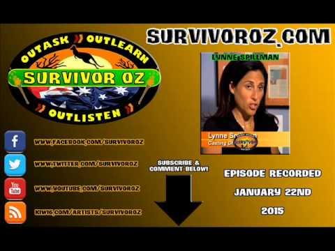 Survivor Oz - Lynne Spillman Interview