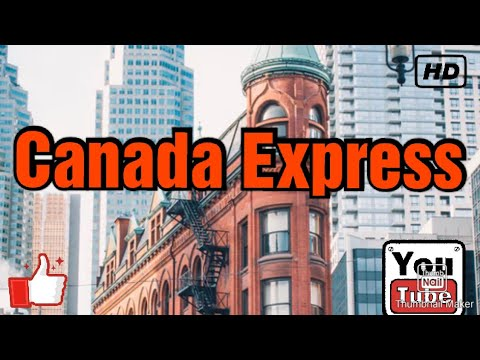 Canada Express | Punjabi Full Comedy Movie...