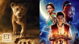 Disney Live-Action Movie Success