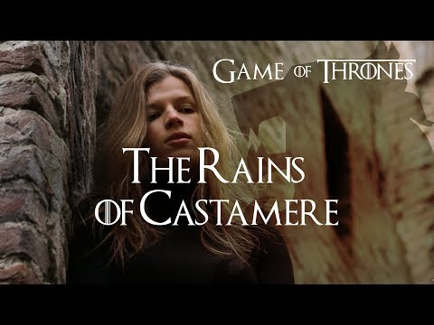 Game of Thrones (EPIC VOCAL COVER): The Rains of Castamere